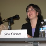 Sonia Participates in Panel Discussion