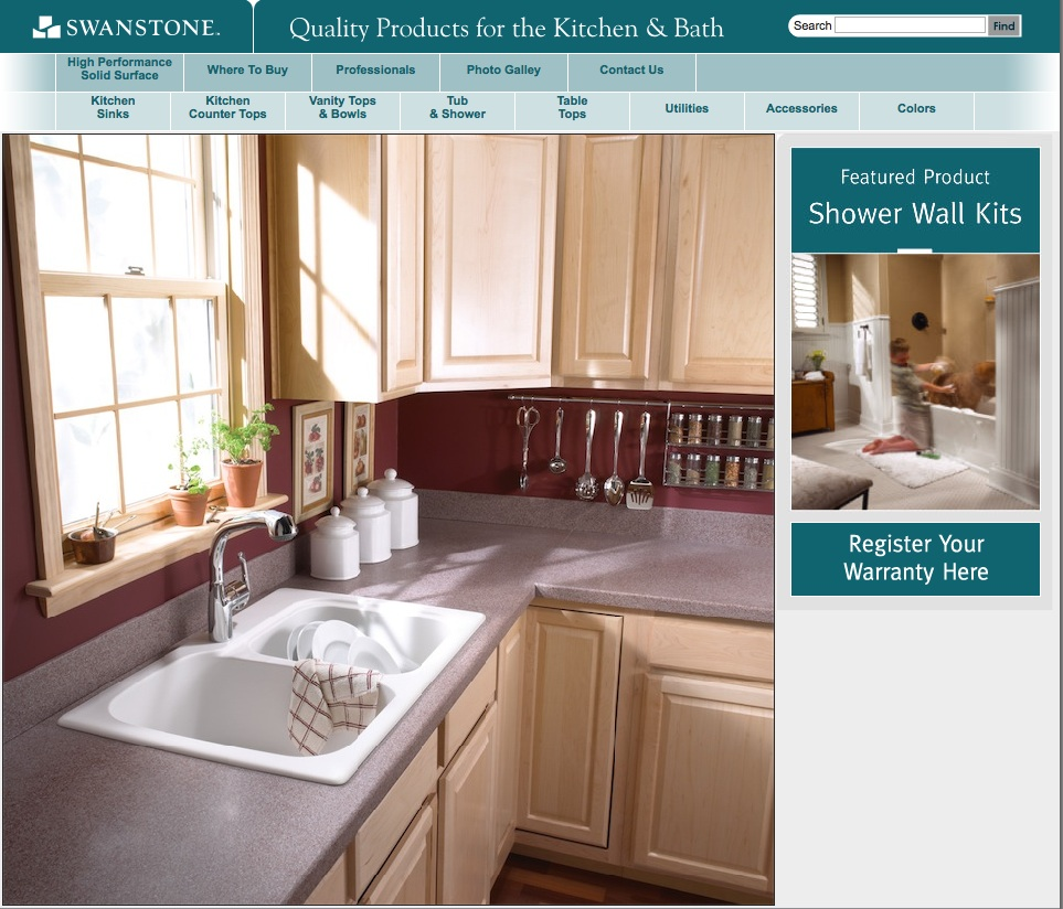 Swanstone kitchen and bath manufacturer website neuconcept for U kitchen and bath jericho