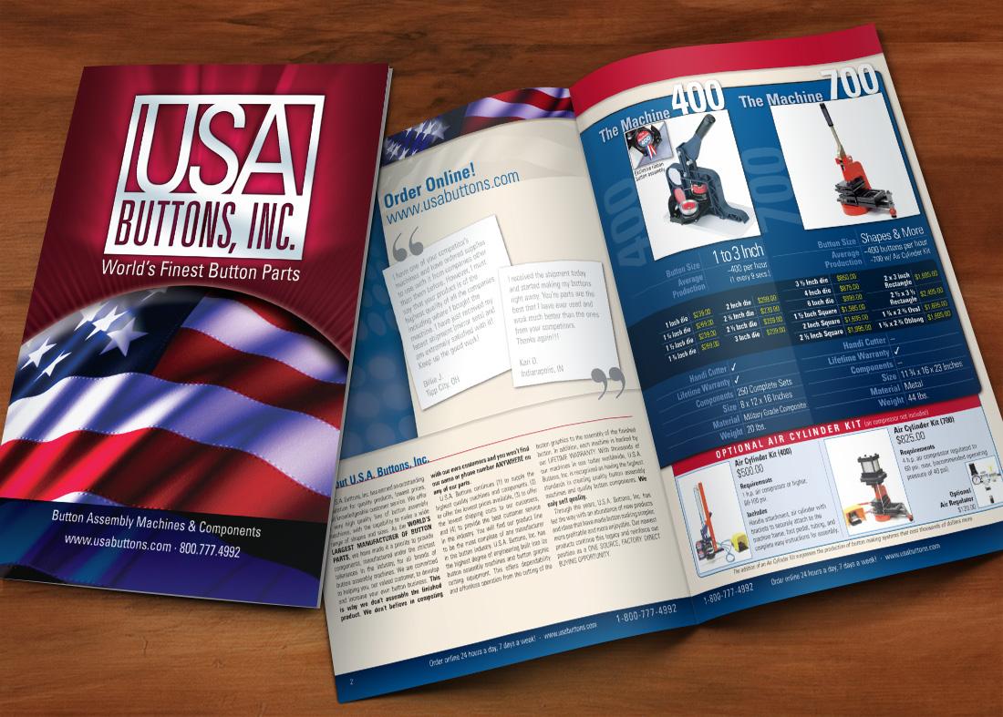 manufacturing catalog design
