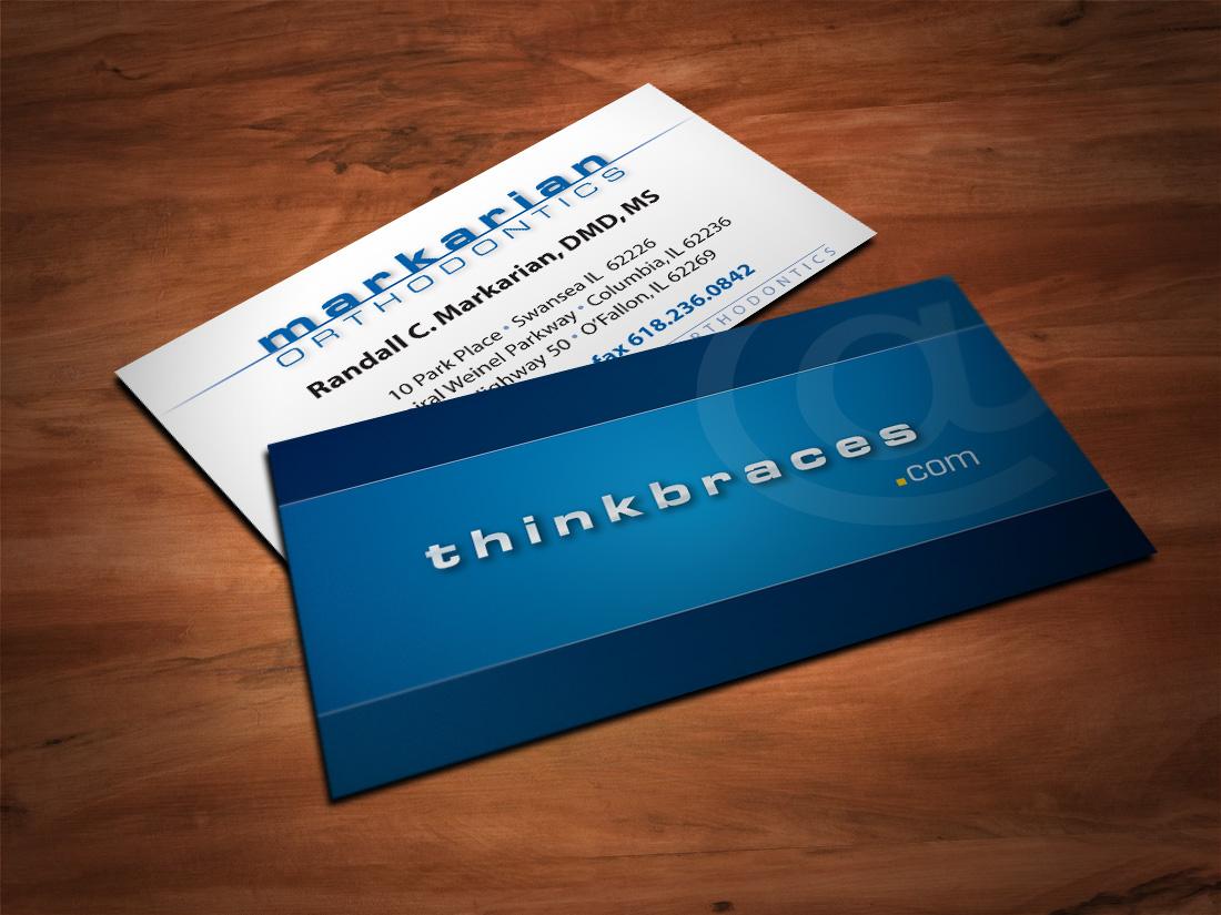 Markarian Business Cards
