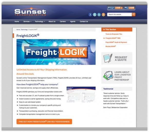 freightLOGIK
