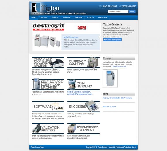 Tipton Systems