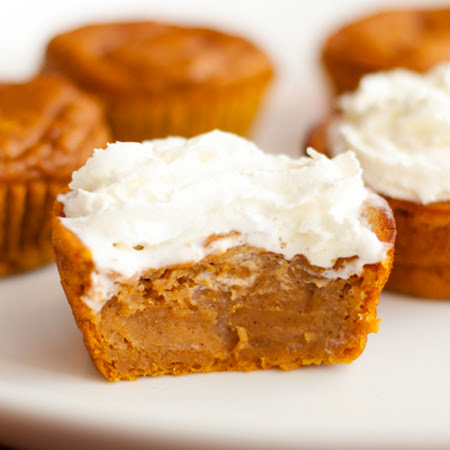 pumpkin pie mini
