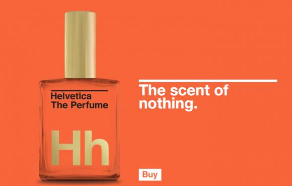 Hevetica perfume