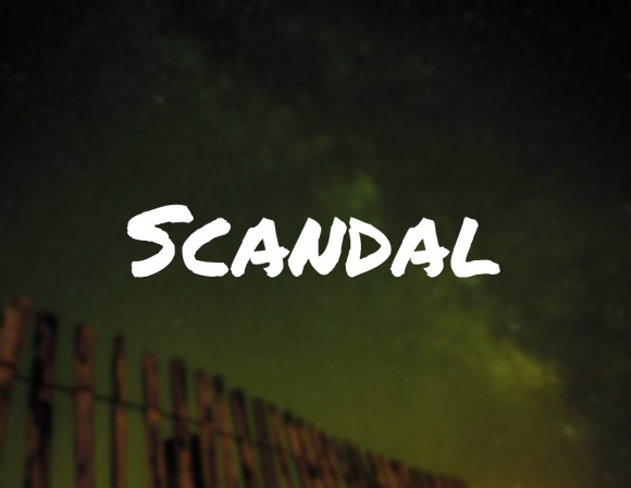 scandal crisis communications