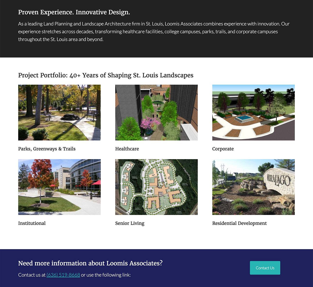 landscape architecture websites