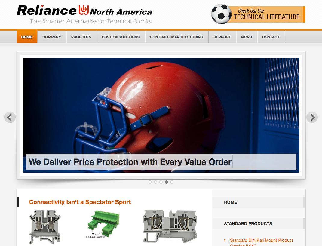 electrical manufacturing marketing