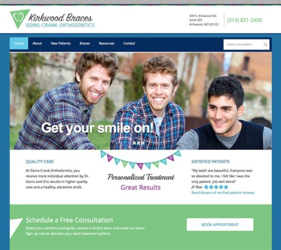 orthodontist marketing