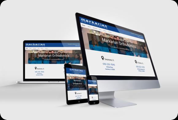 Markarian Website Versions