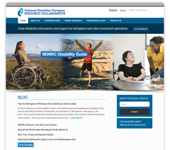 disability research marketing