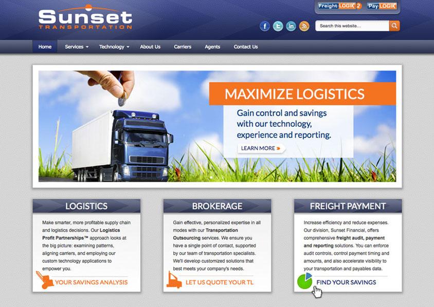 logistics 3PL marketing