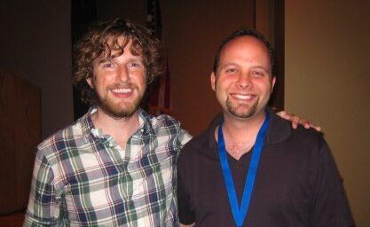 Brett Coleman and Matt Mullenweg