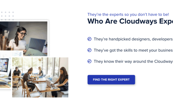 cloudways hosting experts